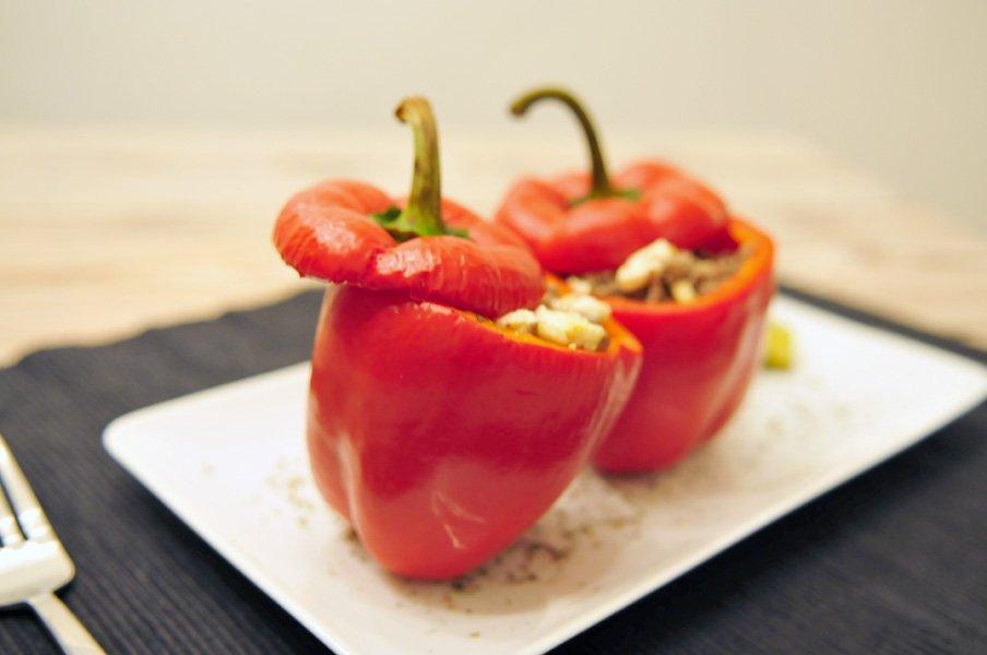 gevulde-paprika-met marokkaanse-couscous