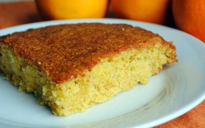 sinaasappeltaart recept