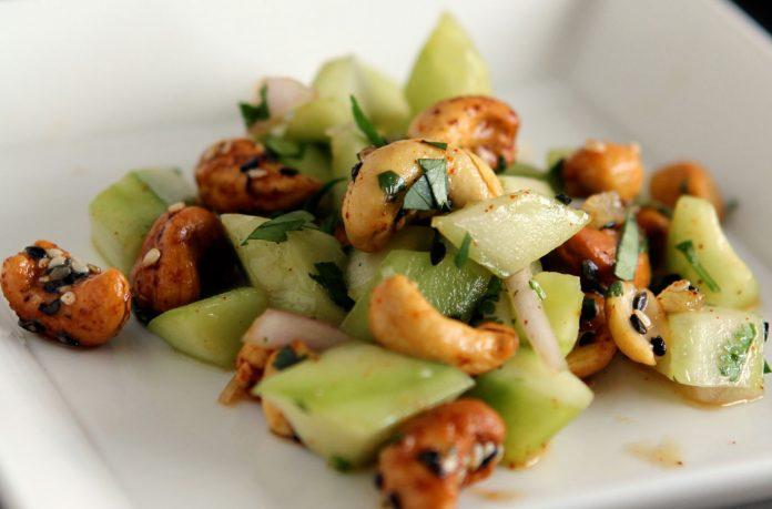 thaise-komkommersalade