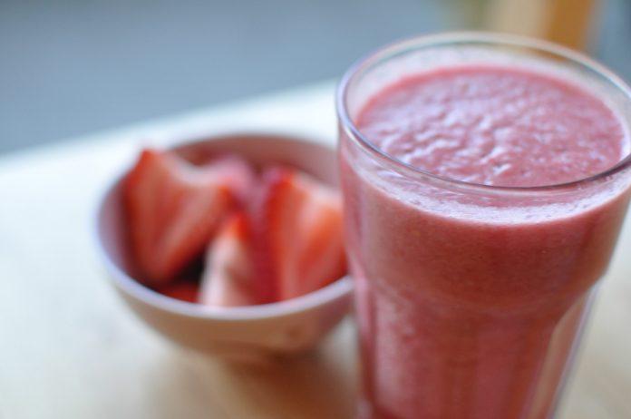 roze-fruit-smoothie