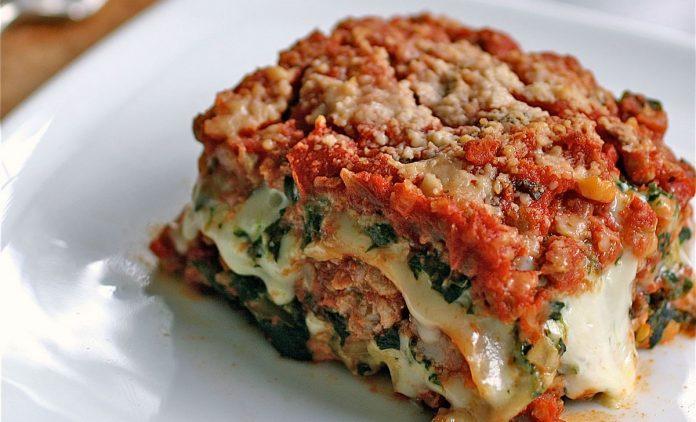 lasagne-met-gehakt-en-spinazie