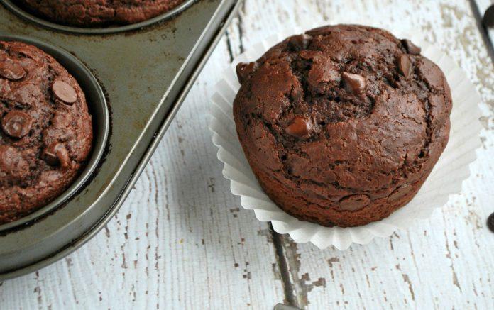 chocolade-kaneel-muffins
