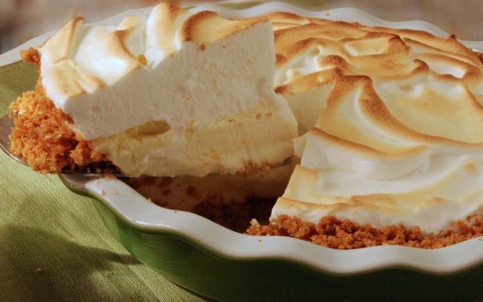 limoen-meringue-taart