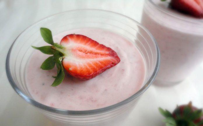 aardbeienmousse-recept