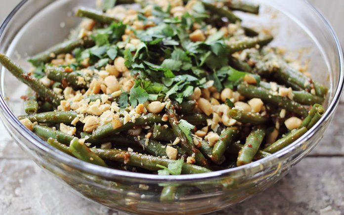 thaise-sperziebonen-salade
