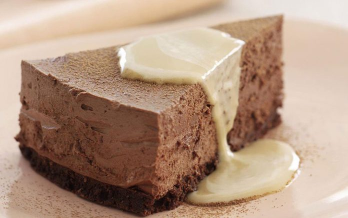 chocolade-mousse-taart