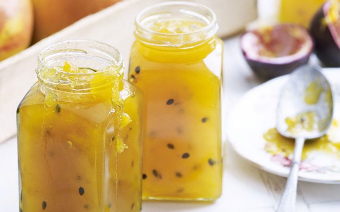mango-passievrucht-limoen-jam