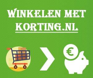 Geld besparen met Korting.nl