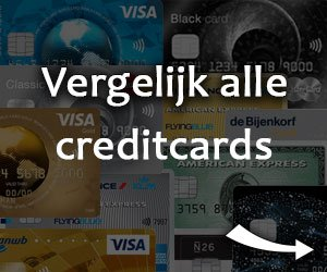 Creditcards vergelijken op prijs en voorwaarden
